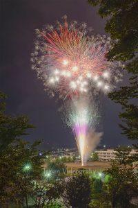 富谷市市制施行2周年記念 花火プロジェクト オープニング花火