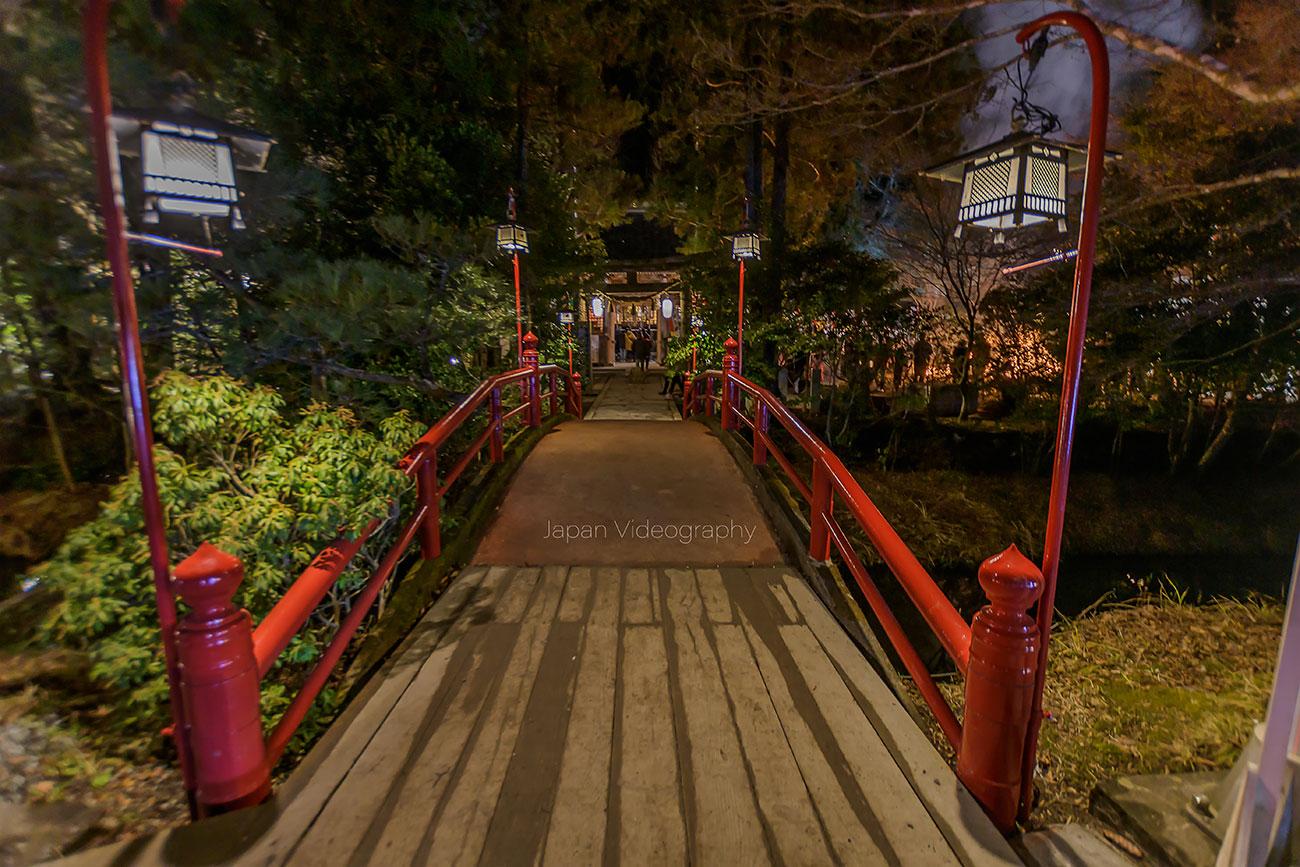 宮城県仙台市 青麻神社のどんと祭