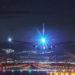 美しい滑走路の夜景と飛行機直下のド迫力!大阪伊丹空港 千里川土手